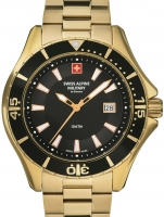 Ceas: Ceas barbatesc Swiss Alpine Military 7040.1117 Diver 45mm 10ATM