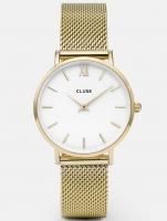 Ceas: Ceas de dama Cluse CL30010 Minuit  33mm 3ATM