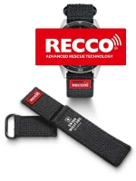 Ceas: Swiss Military RECCO Rettungs-Reflector Kevlar Armband 22 mm