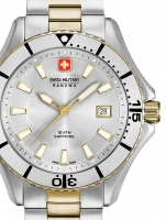 Ceas: Ceas barbatesc Swiss Military Hanowa 06-5296.55.001 Nautila  46mm 10ATM