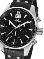 Ceas: Ceas barbatesc TW-Steel ACE301 Aternus Cronograf 45mm 20ATM
