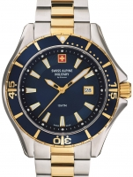 Ceas: Ceas barbatesc Swiss Alpine Military 7040.1145 Diver 45mm 10ATM