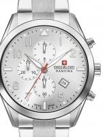 Ceas: Ceas barbatesc Swiss Military Hanowa 06-5316.04.001 Helvetus Cronograf 43mm 10ATM