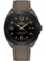 Ceas: Edox 80118-37N-N78 North Sea 1979 automatic the inverse moon landing 43mm 32ATM