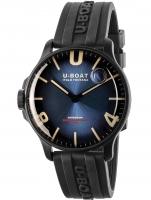 Ceas: U-Boat 8700 Darkmoon Blue IPB Soleil 44mm 5ATM