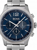 Ceas: Ceas barbatesc Hugo Boss 1513527 Professional Cronograf  44mm 3ATM