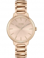 Ceas: Ceas de dama Hugo Boss 1502540 Signature 34mm 3ATM