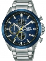 Ceas: Ceas barbatesc Pulsar PM3181X1 Cronograf 44mm 10ATM