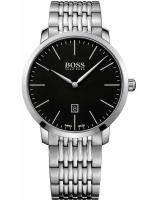 Ceas: Ceas barbatesc Hugo Boss 1513259 Swiss-Made 42mm 3ATM Saphir