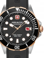 Ceas: Swiss Military Hanowa 06-4338.12.007 Offshore Diver 44 mm 10ATM