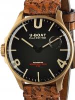 Ceas: Ceas barbatesc U-Boat 8467/A Darkmoon 44mm IP Bronze 5ATM