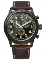 Ceas: Ceas barbatesc Citizen AT2465-18E Eco Drive Cronograf 43mm 10ATM