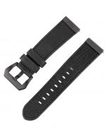 Ceas: Ingersoll Ersatzband [24 mm] schwarz m. schwarzer Schließe Ref. IN1305BBKR