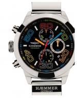 Ceas: Ceas barbatesc Haemmer CR-04 Grand Creator Claude Chrono 48mm 10ATM