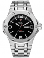 Ceas: Ceas barbatesc V.O.S.T. Germany V100.016.AS.SS.M.B Automatic 44mm 20ATM