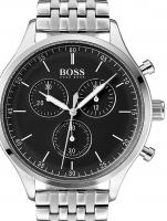 Ceas: Ceas barbatesc Hugo Boss 1513652 Companion Cronograf  44mm 5ATM