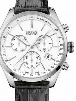 Ceas: Ceas barbatesc Hugo Boss 1513394 Swiss-Made  46mm 5ATM Safir