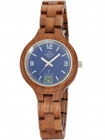 Ceas: Master Time MTLW-10748-31W radio controlled Specialist Wood 36mm 3ATM