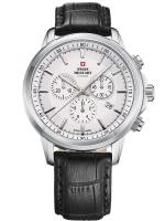 Ceas: Ceas barbatesc Swiss Military SM34052.09 Cronograf Saphir 42mm 10ATM