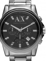 Ceas: Ceas barbatesc Armani Exchange AX2092 Outerbanks Chrono 44mm 10ATM