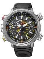 Ceas: Ceas barbatesc Citizen Eco-Drive BN4021-02E Promaster-Land Altichron Hoehenm., Kompass 20 ATM