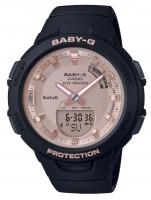 Ceas: Ceas unisex Casio BSA-B100MF-1AER Baby-G Smartwatch 40mm 10ATM