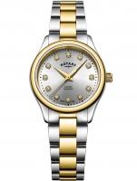 Ceas: Ceas de dama Rotary LB05093/44/D Oxford  28mm 5ATM