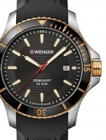 Ceas: Ceas barbatesc Wenger 01.0641.126 Seaforce  43mm 20ATM