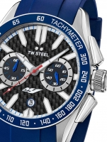 Ceas: Ceas barbatesc TW-Steel GS3 Yamaha Factory Racing Cronograf 42mm 10ATM