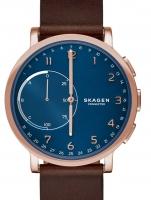 Ceas: Ceas Unisex Skagen SKT1103 CA Hagen Rose Gold Hybrid Smartwatch  42mm 3ATM