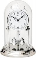 Ceas: AMS 1206 Tischuhr klassisch Jahresuhr Geräuschlose Uhr - Serie: AMS Tischuhren