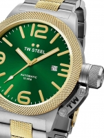 Ceas: Ceas barbatesc TW-Steel CB66 Canteen Automatic 50mm 10ATM