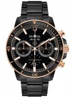 Ceas: Ceas barbatesc Bulova 98B302 Marine Star Cronograf  45mm 20ATM