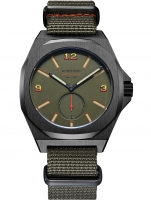 Ceas: D1 Milano MTNJMS Commando - Metal Slug Limited Edition 38mm 10ATM