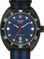 Ceas: Ceas barbatesc Swiss Alpine Military 7066.1675 Turtle 44mm 10ATM