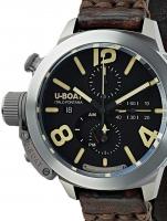 Ceas: Ceas barbatesc U-Boat 8061 Classico 45mm Titan Autom. Cronograf 100M