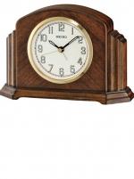 Ceas: Ceas de masa Seiko QXE043B Clasic cu Sonerie/ Alarma