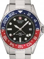 Ceas: Swiss Alpine Military 7052.1131 men`s watch 42mm 10ATM