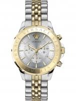 Ceas: Ceas barbatesc Versace VEV600519 Chrono Signature Cronograf 44mm 5ATM