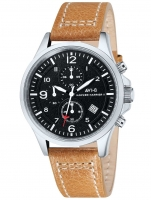 Ceas: Ceas barbatesc AVI-8 AV-4001-02 Hawker Harrier II Chrono 42mm 5ATM