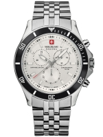 Ceas: Ceas barbatesc Swiss Military Hanowa Flagship 06-5183.04.001.07 Cronograf 42 mm