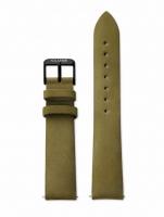 Ceas: Cluse Ersatzband CLS034 [18 mm] grün m. schwarz Schließe