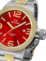 Ceas: Ceas barbatesc TW-Steel CB75 Canteen Automatic 45mm 10ATM