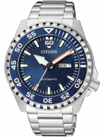Ceas: Ceas barbatesc Citizen NH8389-88LE Day-Date Automatic 46mm 10ATM