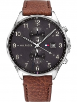 Ceas: Tommy Hilfiger 1791710 Casual Dual Time 44mm 5ATM