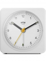 Ceas: Braun BC03W classic alarm clock