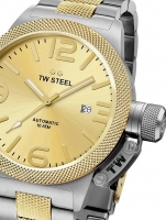 Ceas: Ceas barbatesc TW-Steel CB56 Canteen Automatic 50mm 10ATM