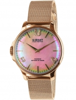 Ceas: U-Boat 8473/MT Rainbow ladies 38mm 5ATM