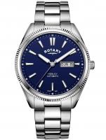Ceas: Ceas barbatesc Rotary GB05380/05 Henley Automatic 42mm 10ATM