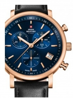 Ceas: Ceas barbatesc Swiss Military SM34058.09 Chrono 42mm 10ATM